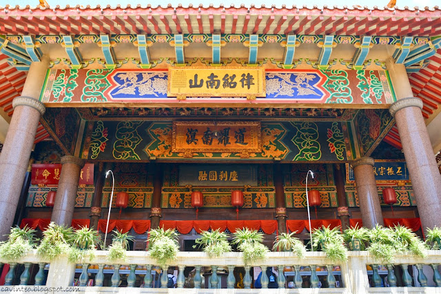 What Chinese temple is this?